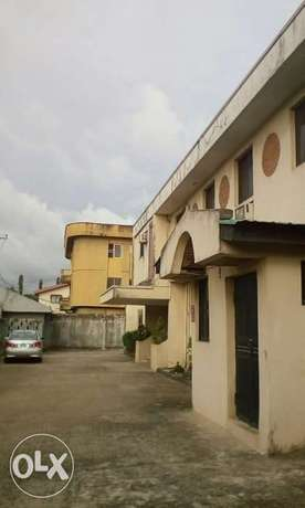 Hotel for sale at ago palace way Isolo - image 2