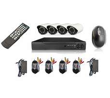 CCTV 4/8/16 Channel cctv camera system - Perfect security camera