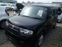 NISSAN / CUBE CHASSIS # Z12-0938 year 2010
