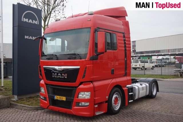 MAN TGX 18.440 4X2 LLS-U - 2014