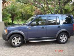 LAND ROVER Discovery 3 TDV6 - 7 seats