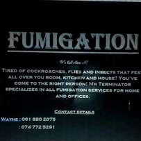 In-house Fumigation Services