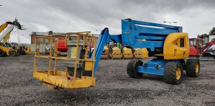 JLG 450AJ - 15.24 m, 230 kg,  4x4 - 2008
