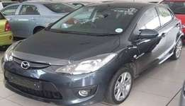 Mazda 2 07- Replacement parts available from 100