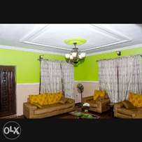 tastefully finished 3 bedroom bungalow for sale. Buy and move in