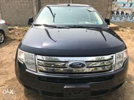 Ford Edge Toks 08 Super Clean and Fresh