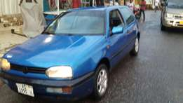 Am selling my golf 3 one door very nice just come and buy