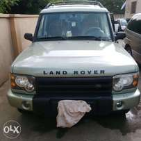 Landrover Discovery2 2004