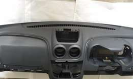 Chevrolet Utility Airbags and Dashboard