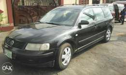 Volkswagen passat wagon 4plug first body automatic gear factory a/c