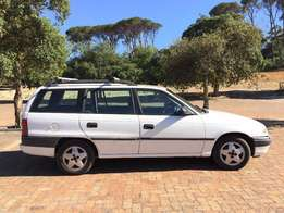 Opel Astra Estate Station Wagon