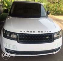 Toks Range Rover Vogue 2015 Supercharged