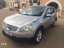 nissan dualis (trade in accepted)