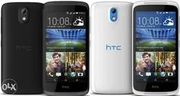 Htc 526g+,8/16gb ROM,free screen protector.