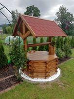 Studnie Drewniane Dom I Ogród W Syców Olxpl