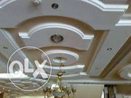 Pop ceiling installation experts