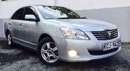 toyota premio 2010 model special offer loaded at 1,350,000/= o.n.o