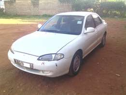 Hyundai Elantra 1600cc EFI Great Engine,Clean,Wonderful handling.