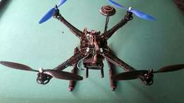 Drone 500 size