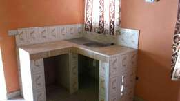 Diani furnished bedsitter for rent