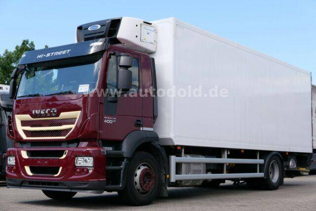 Iveco 190S40 Stralis 4x2 Tiefkuhlkoffer Carrier LBW E6 - 2014