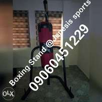 Pay on delivery boxing Stand nd punching bag
