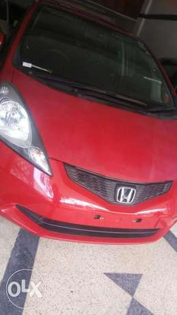 Honda fit red Mombasa Island - image 1