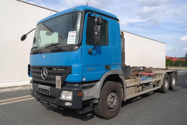 Mercedes-Benz ACTROS 2641 L - 2019