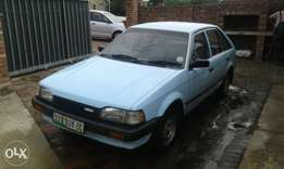 Mazda 323,manual for sale