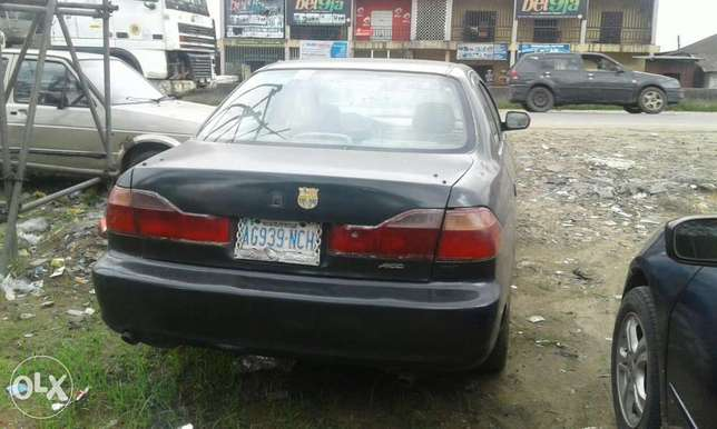 Neatly used honda accord 1999 model for sale Port Harcourt - image 3