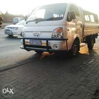 Hyundai bakkie for hire,affordable and reliable