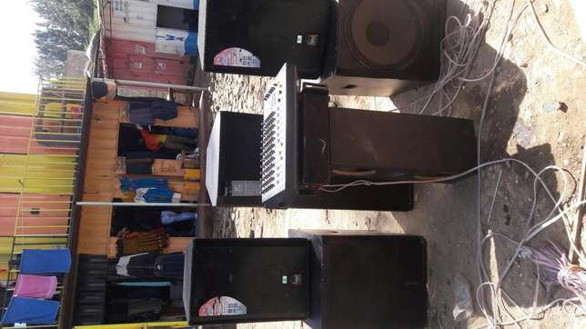 Dadancan sound, it's quality public adress, wedding and graduation Ngong Township - image 8