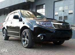 Subaru Forester SH5, Platinum Selection, Limited Edition.