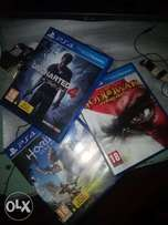 New Ps4 games