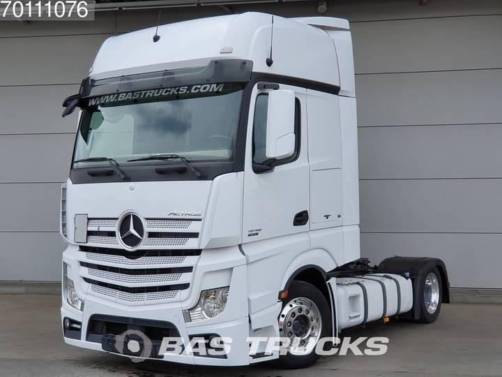 Mercedes-Benz Actros 1848 LL 4X2 Retarder Mega Standklima Euro 6 - 2013