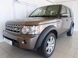 Land Rover Discovery 4 3.0 TDV6 S A/T