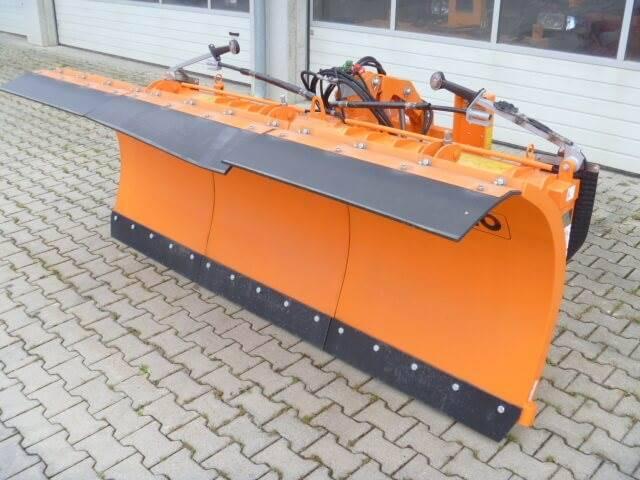 Unimog Schneepflug - Schneeschild Rasco Sptt 2.7 - 2013