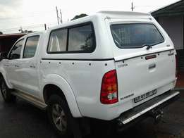 Brand New Toyota Hilux Double cab canopy 4 sale!!!