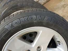 Tyres 225 60 r17