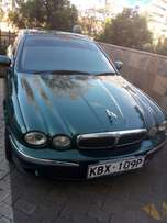 2006 Jaguar x type