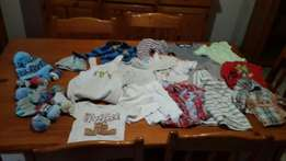 Associated 3-6 and 6-12 month baby boys clothing for sale
