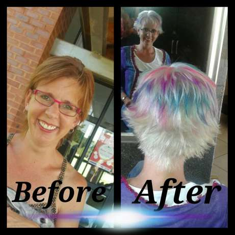 Enriched hair colour Special Pretoria East - image 1