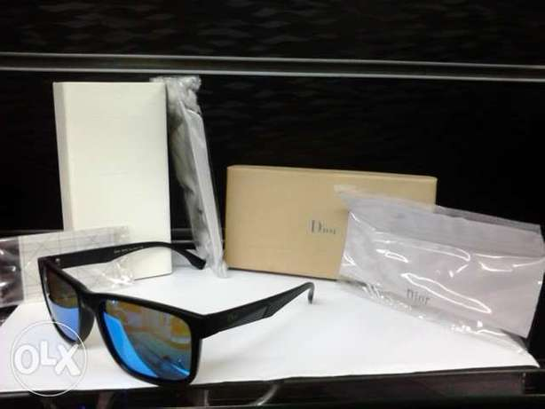 Dior Sunglasses Polarize Blue