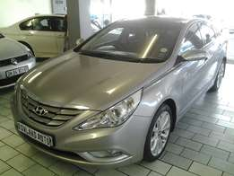 2011 Hyundai Sonata 2.4 for sale R168 999