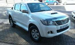 2011 Toyota hilux raider 3.0 d4d in a good condition