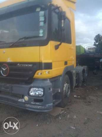 Quick sale! Mercedes Actros 2544 KBN available at 2.6m asking price! Nairobi CBD - image 1