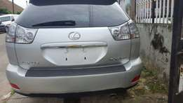 Super clean Lexus RX350, 2007 model Lagos cleared duty fully paid