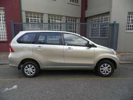 2013 toyota avanza for sale