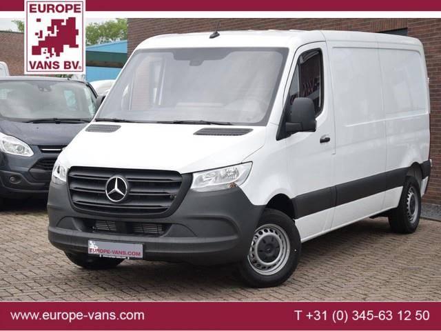 Mercedes-Benz Sprinter 314 CDI 143pk L2H1 Nieuw Direct rijden 06 - 2019
