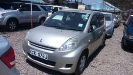 Toyota Passo KCK year 2010 at 540K